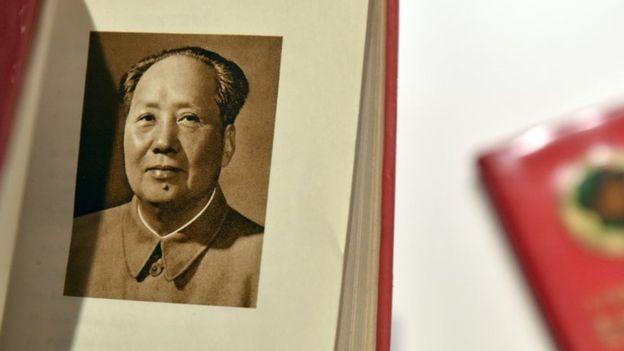 پرتره ۱۲ میلیون دلاری بنیانگذار چین کمونیست