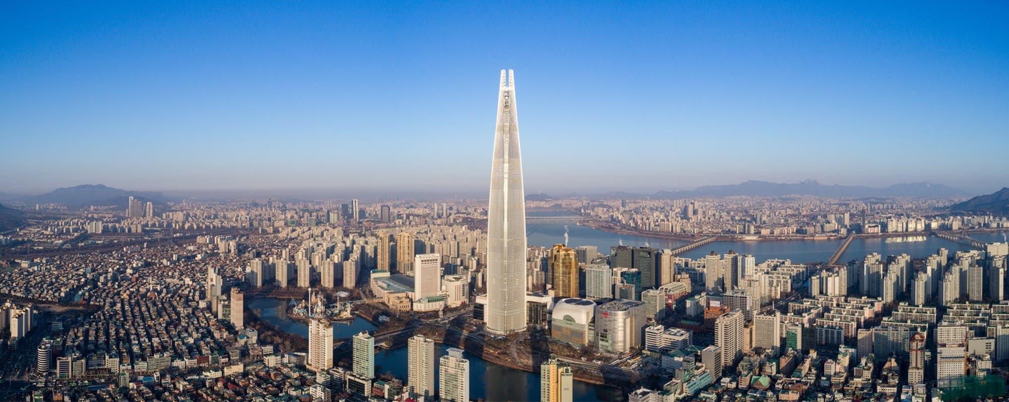 سریعترین آسانسور جهان