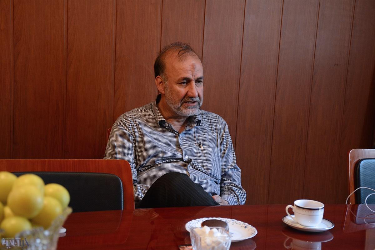 بیادی:قالیباف،قربانی شد/نامزدی رئیسی از سر حسادت بود