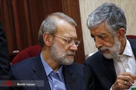 علی اکبر ناطق نوری,غلامعلی حداد عادل,علی لاریجانی