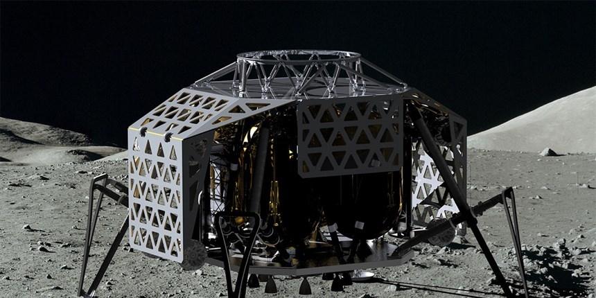 یک استارتاپ آلمانی میخواهد روی ماه برج تلفن همراه نصب کند!