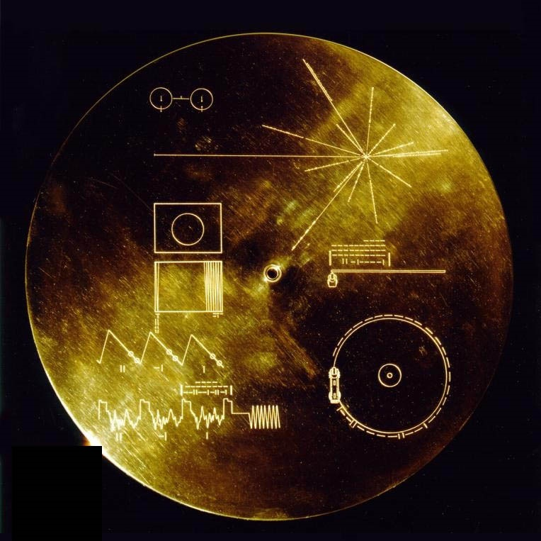 موجودات فضایی نقشه زمین را دارند؟/چهلمین سالگرد پرتاب  فضاپیماهای وویجر