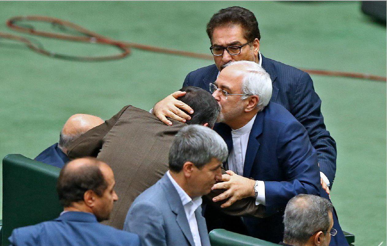 محمدجواد ظریف,دولت دوازدهم
