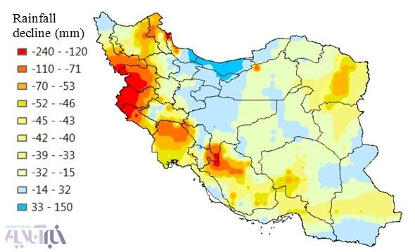 تصویر نویسی درباره خشکسالی آینده ایران درون خطر؛ خشکسالیهای طولانیتر و   سیلهای بیشتر ... mimplus.ir