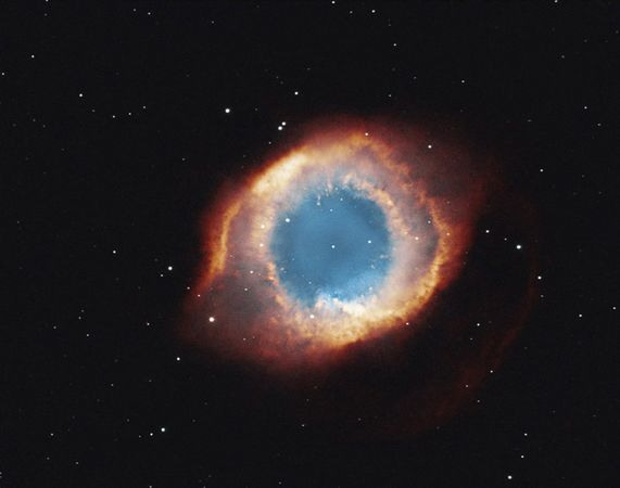 از آسمان «دودکش جن» تا بزرگترین دره منظومه شمسی