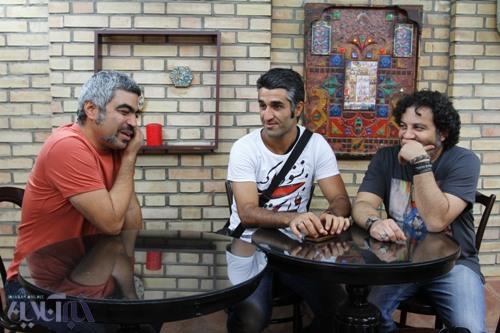 برای فوتبالیستی که حالا ستاره تلویزیونی شده است: جمشیدی یوزپلنگ !