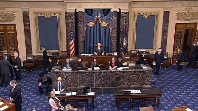سناتورهای آمریکایی چگونه در آخرین ساعت به توافق رسیدند