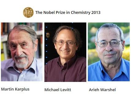 شیمی کامپیوتری که نوبل 2013 را به خود اختصاص داد، چیست؟