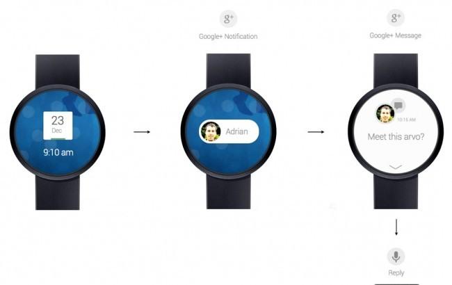 تصاویری از ساعت هوشمند گوگل؛Gem نهم آبان با نکسوس 5 معرفی می شود