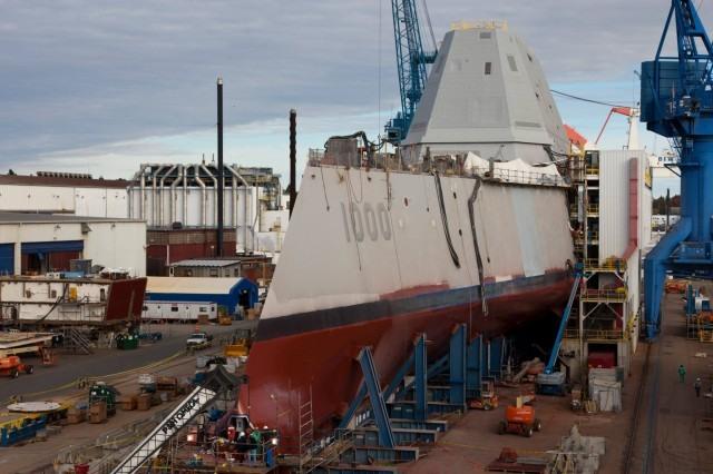 جزییات فنی کشتی جنگی 3.5 میلیارد دلاری مجهز به لینوکس