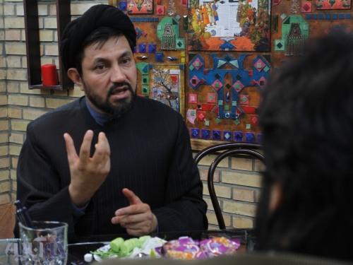 در دوره انحطاط شعر و هنر بهسر میبریم/  گفتوگو با حجت الاسلام سیدعبدا... حسینی