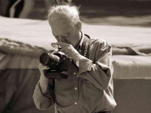 عکاسی دیجیتال، بهترین روش برای پیشگیری از آلزایمر ؟!
