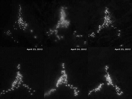 تصویری که ناسا را سردرگم کرد