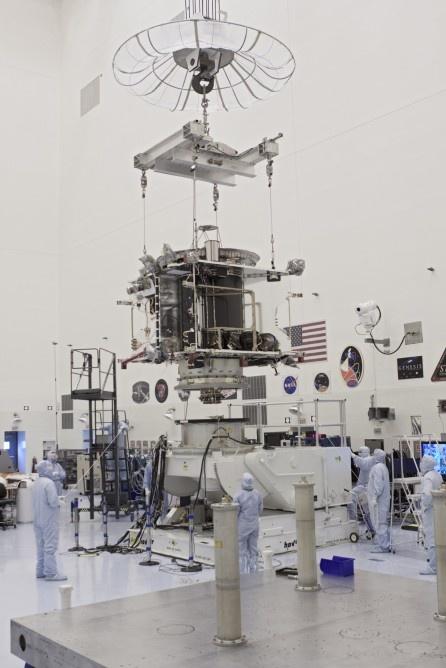 تنها ماهوارهای که از تعطیلی ناسا جان به در برد، آماده پرتاب میشود