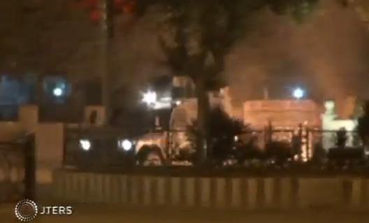 حملۀ پلیس ترکیه به معترضان کرد