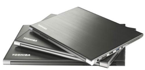 لپ تاپ های جدید توشیبا با پردازنده هاسول برای کاربران بیزینس با استاندارد TUV