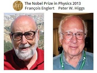 نوبل فیزیک 2013 برای کاشفان ذره خدا