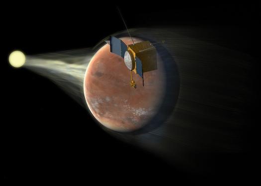 ناسا تعطیل شد، ولی این ماهواره نه