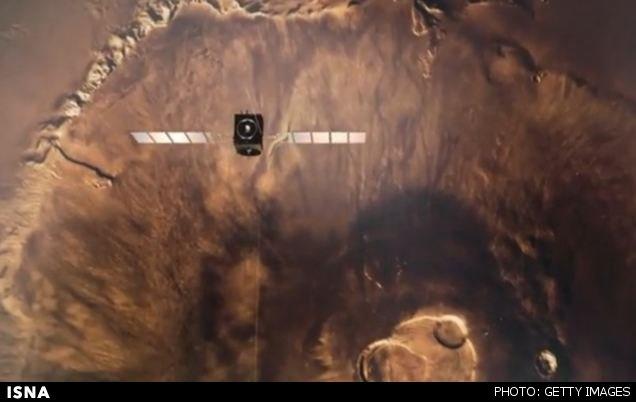 تصاویر 3بعدی مارس اکسپرس از سطح مریخ