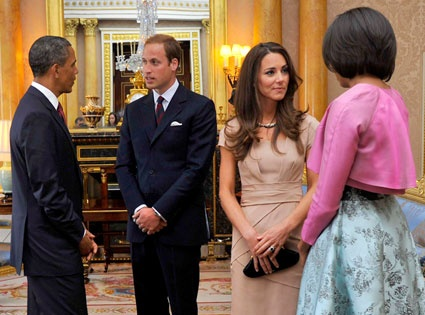 ارتباط ژنتیکی باراک اوباما و عروس ملکه انگلیس ؟