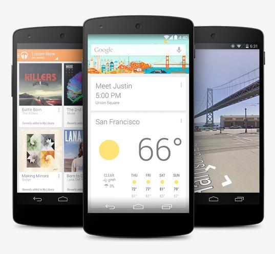 معرفی رسمی نکسوس5 گوگل با نمایشگر 5 اینچی و اتصالات نسل چهارم /لیست قیمت را ببینید