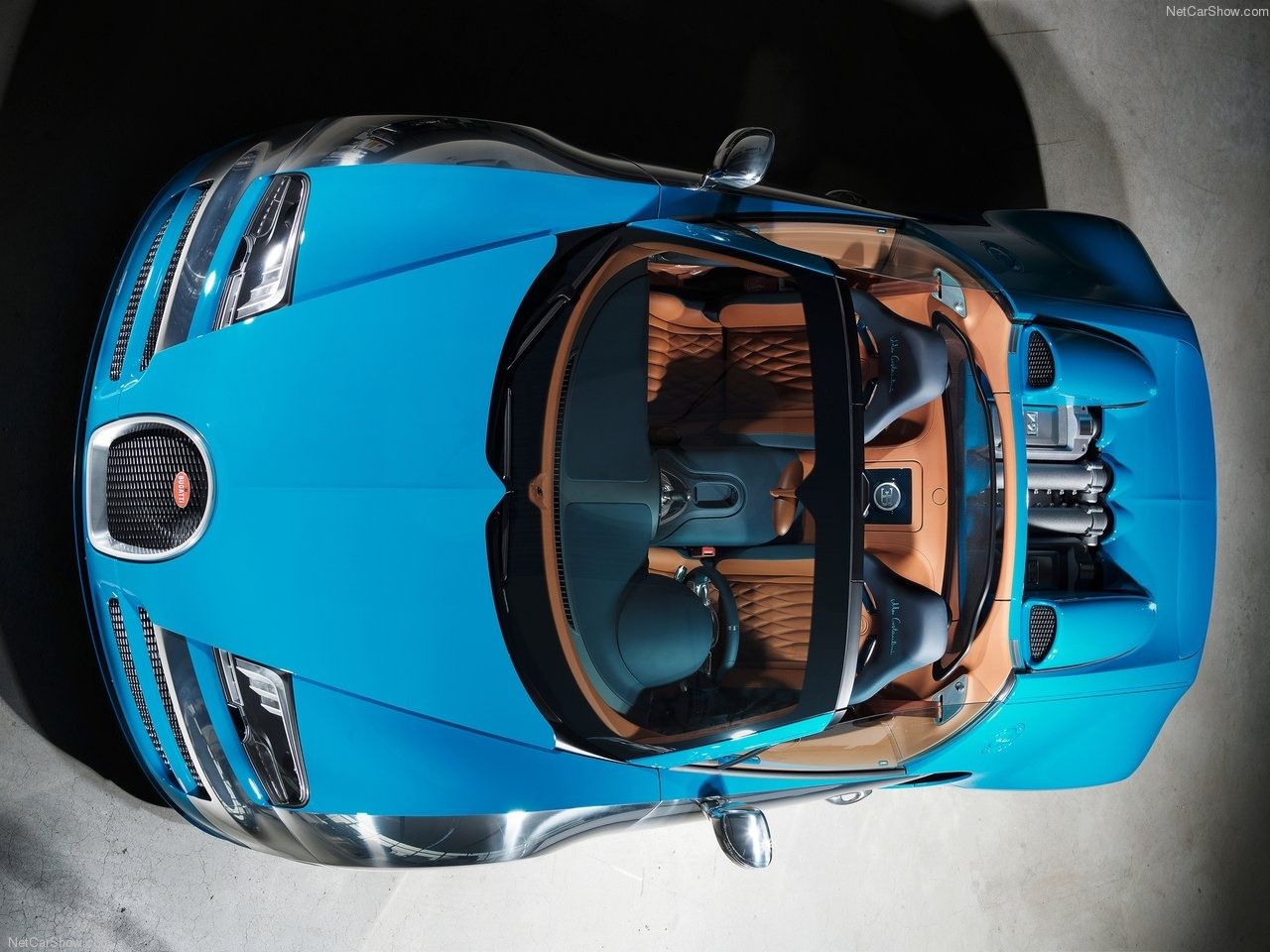 سومین سری افسانهای بوگاتی ویرون با قیمت 2,090,000 یورو
