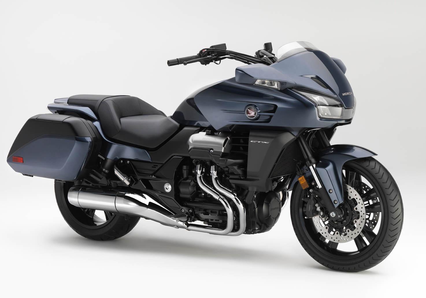 موتورسیکلت رویایی هوندا CTX1300، فقط 17,000 دلار