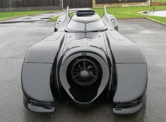 خودروی بتمن به فروش گذاشته شد، 145,000 دلار ناقابل!