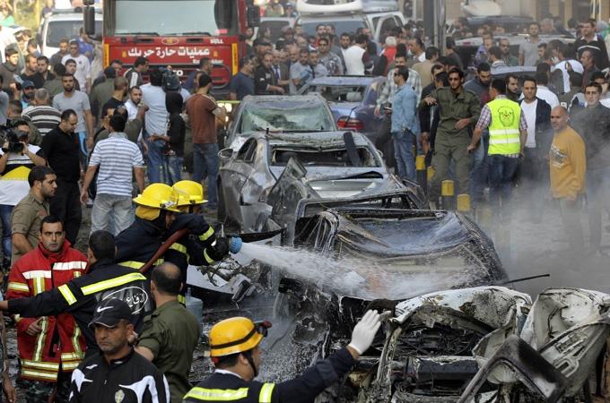 چه کسانی پشت حملۀ تروریستیِ مقابل سفارت ایران در بیروت بودند؟/ حزب الله سکوت نخواهد کرد