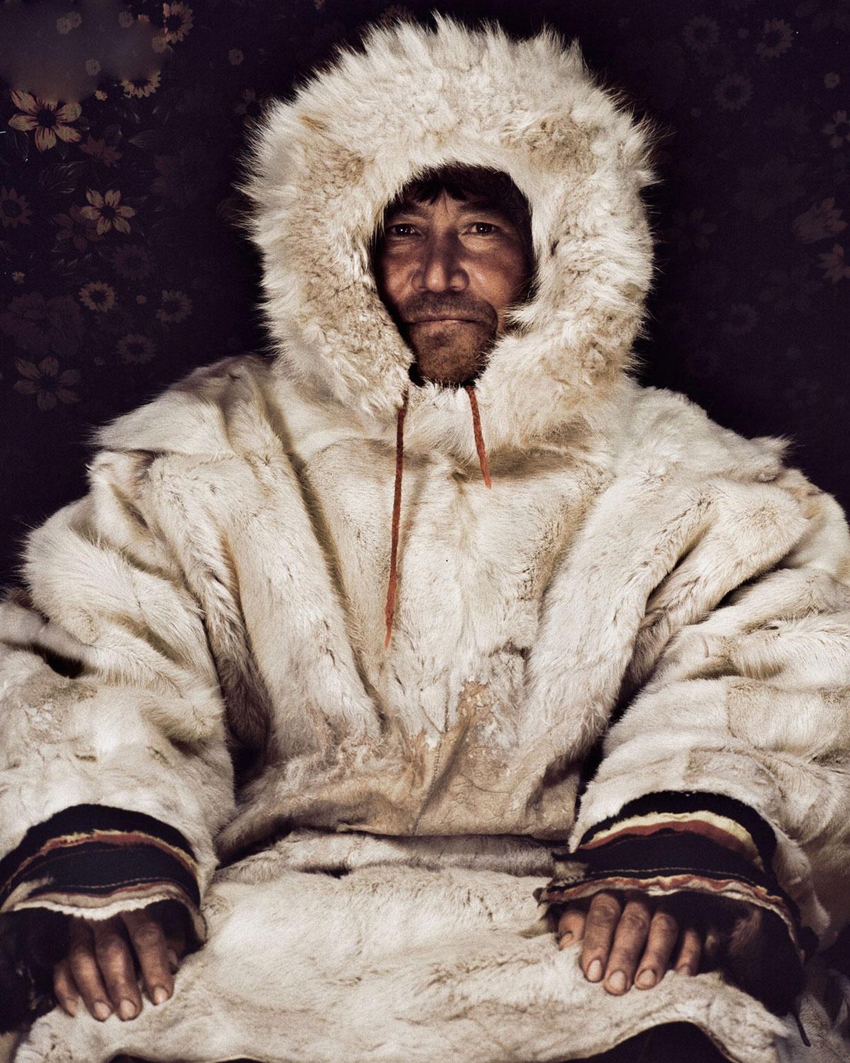 روایت تصویری جیمی نلسون، از مردمانی در حال ناپدید شدن