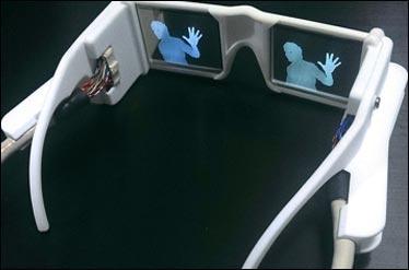 پیشرفتهترین عینک هوشمند برای بینا کردن افراد نابینا