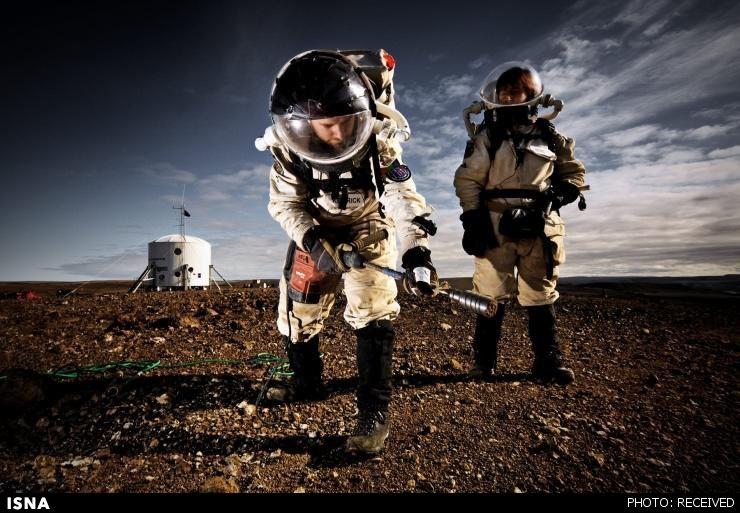 میخواهید «اقامت در مریخ» را تجربه کنید؟ اینجا را کلیک کنید