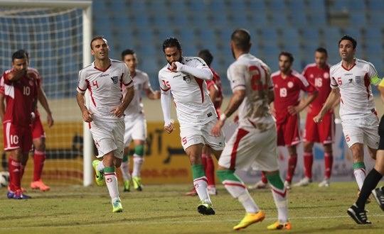 صعود مقتدرانه ایران به جام ملت های آسیا