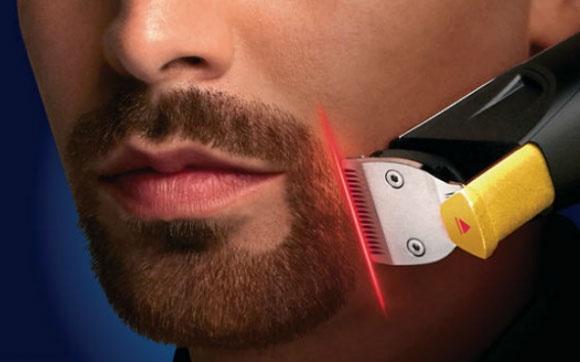 عرضه اولین ریش تراش مجهز به نورلیزری در جهان توسط فیلیپس