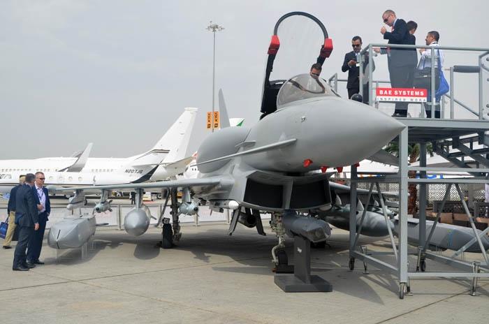 نمایش برترین هواپیماهای غربی در سیزدهمین نمایشگاه هوایی دبی