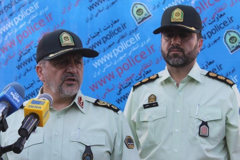 توصیه های احمدی مقدم به پلیس برای توسعه گردشگری
