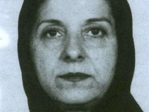 ژیلا مهرجویی درگذشت