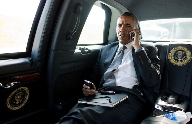 پرزیدنت اوباما از چه لپ تاپ، تبلت و تکنولوژی هایی استفاده می کند؟