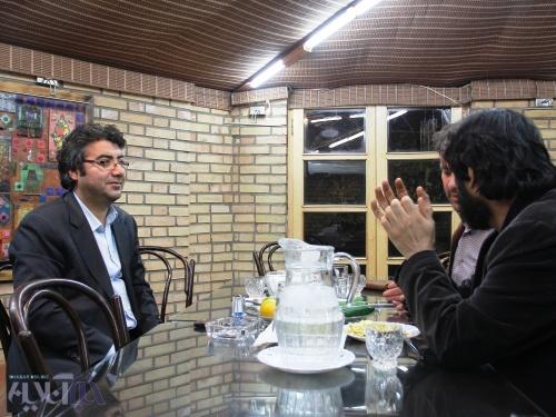 شهید آوینی برای ما یک اسم نیست / گفتوگو با سیدمهدی طباطبایینژاد رئیس مرکز گسترش سینمای مستند و تجربی
