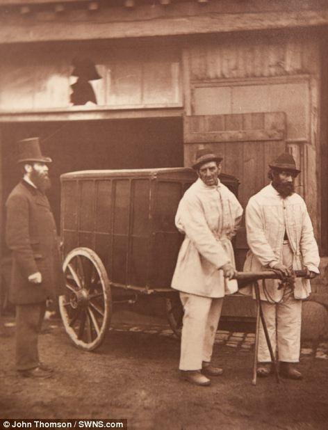 عکسهای نایاب از زندگی روزمره لندنی ها در سال 1877