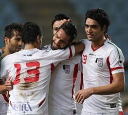 یک شب خوب برای امیرحسین/نخستین گل ملی صادقی مقابل لبنان