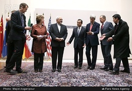 مذاکرات هسته ایران با 5 بعلاوه 1,بان کی مون