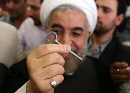 گزارش 100 روزه دولت یازدهم,مذاکرات هسته ایران با 5 بعلاوه 1,حسن روحانی