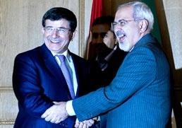محمدرضا نوروزپور,مذاکرات هسته ایران با 5 بعلاوه 1,ترکیه,سوریه