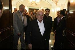 سپ بلاتر:ایران پیشنهاد داده به همراه قطر میزبان جام جهانی ۲۰۲۲ باشد