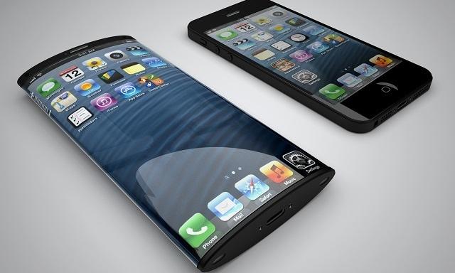 لابراتوار اپل روی گوشی های منحنی کار می کند / آیفون 6 نمایشگر انعطاف پذیر دارد؟