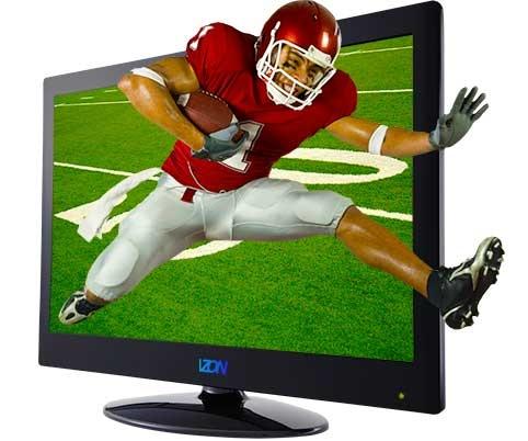 تلویزیون سه بعدی بدون عینک IZON در نمایشگاه CES2014