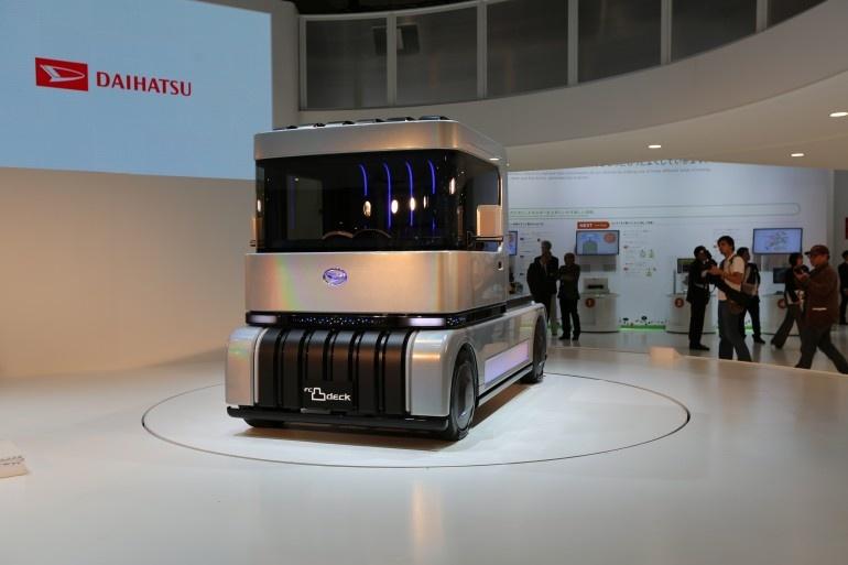 عجیبترین خودروی الکتریکی از قدیمیترین خودروساز ژاپنی
