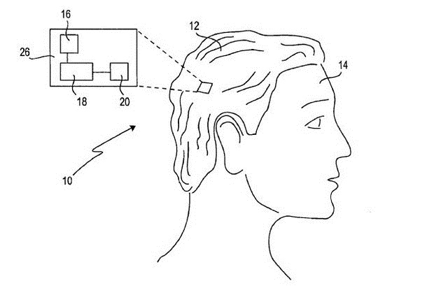 """بررسی ثبت اختراع """"موی هوشمند"""" سونی"""