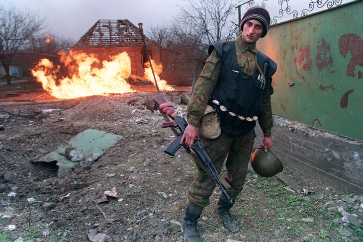 روسیه,جنگ